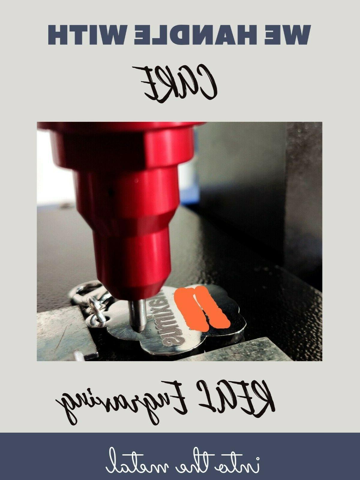 Buy 4 Get Free √ Sparkling Dog Tag Pet Dog Tags Engrave