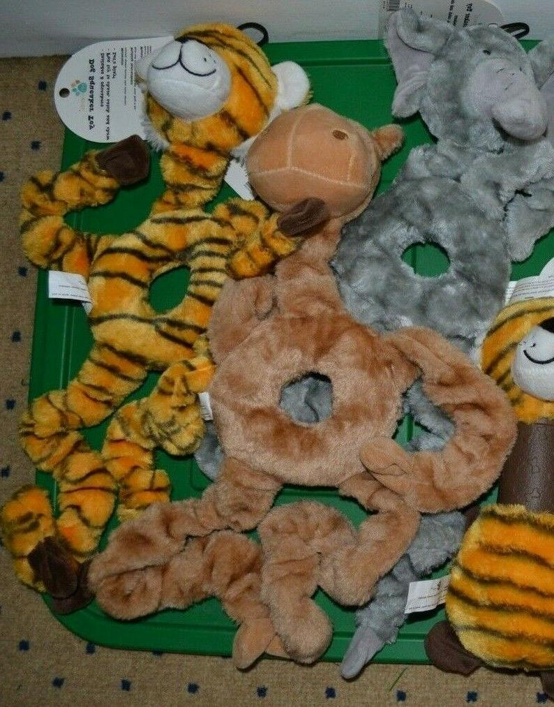 squeaky dog toys multiple variations new soft