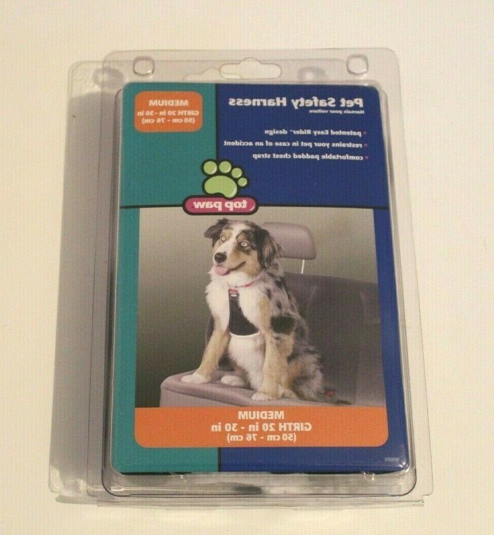 sz medium dog vehicle safety harness