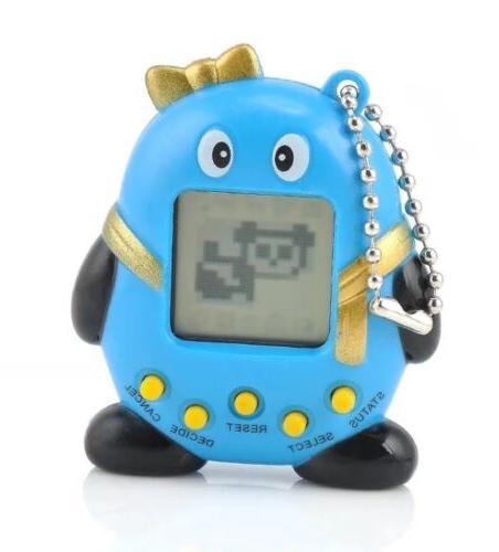 "Tamagotchi Toy Playable Random Color 2.5"" Seller"