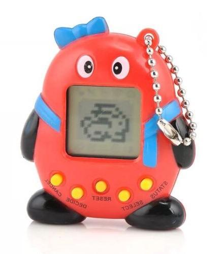 "Tamagotchi Virtual Game Toy 168 Pets Random 2.5"" US Seller"