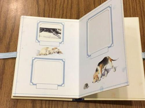 The Dog Lovers Album Book, Hardcover Photo Album by