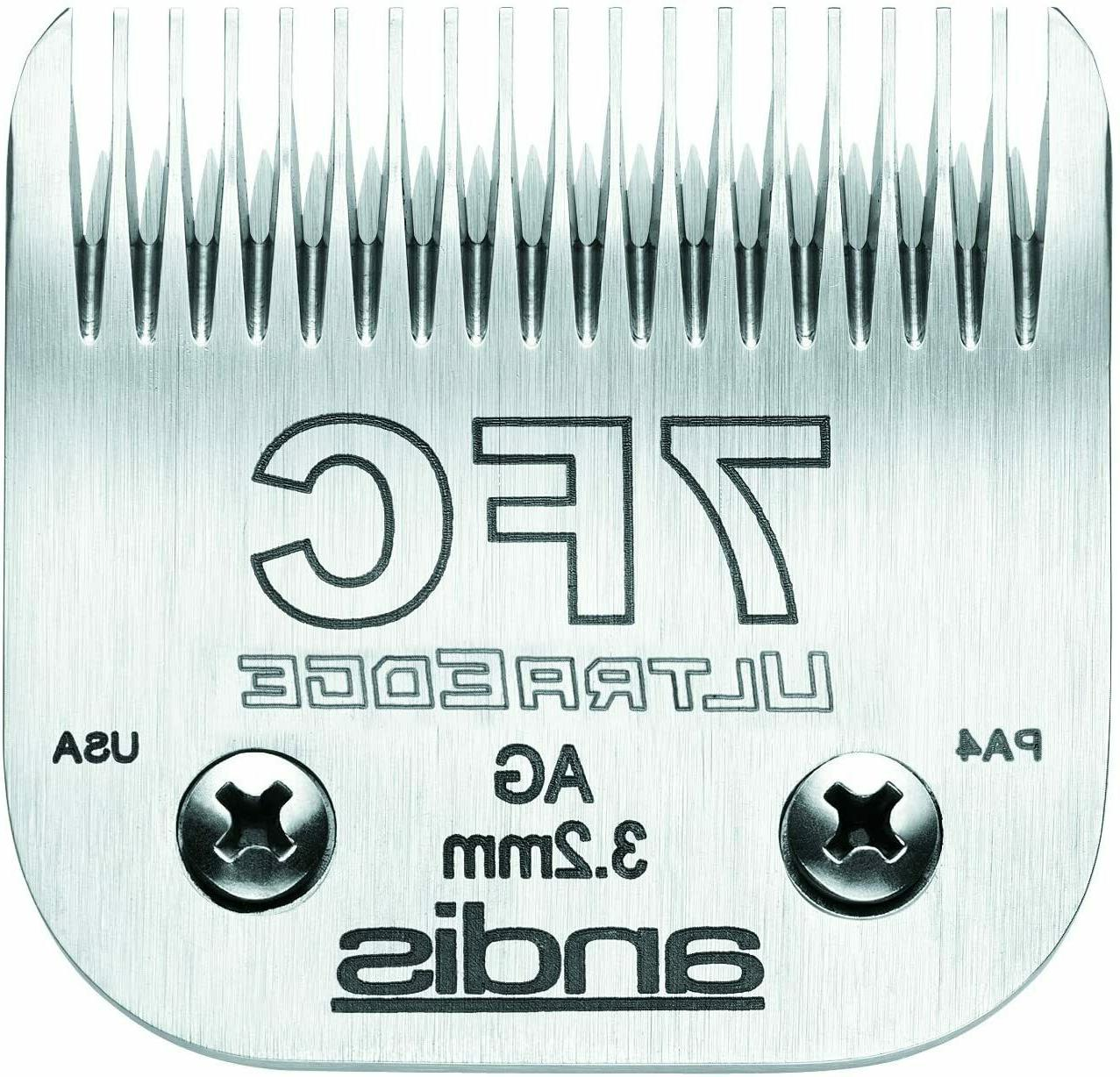 ultra edge detachable grooming blade size 7fc