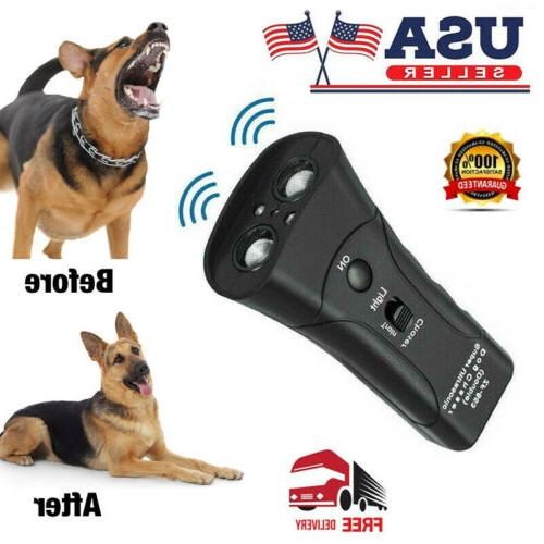 ultrasonic anti bark control stop barking away