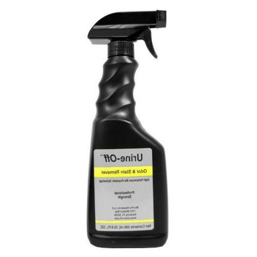 urine off spray odor and stain remover