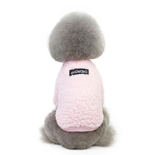 US Yorkie Dogs Fleece Coat Sweater