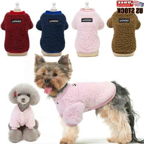 us chihuahua yorkie small dogs pet fleece