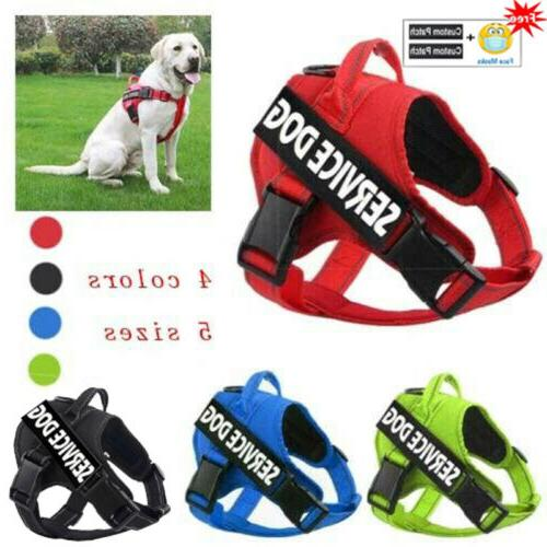 US Dog Harness Strap Reflective Walking Outdoor Sale