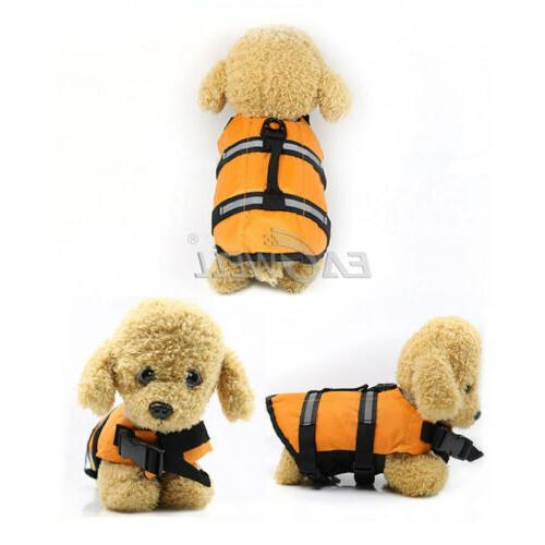 USA Pet Safety Vest Dog Jacket