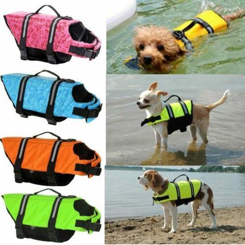 usa pet safety vest dog life jacket
