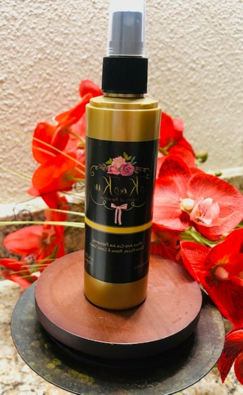 vanilla patchouli home and car air freshener