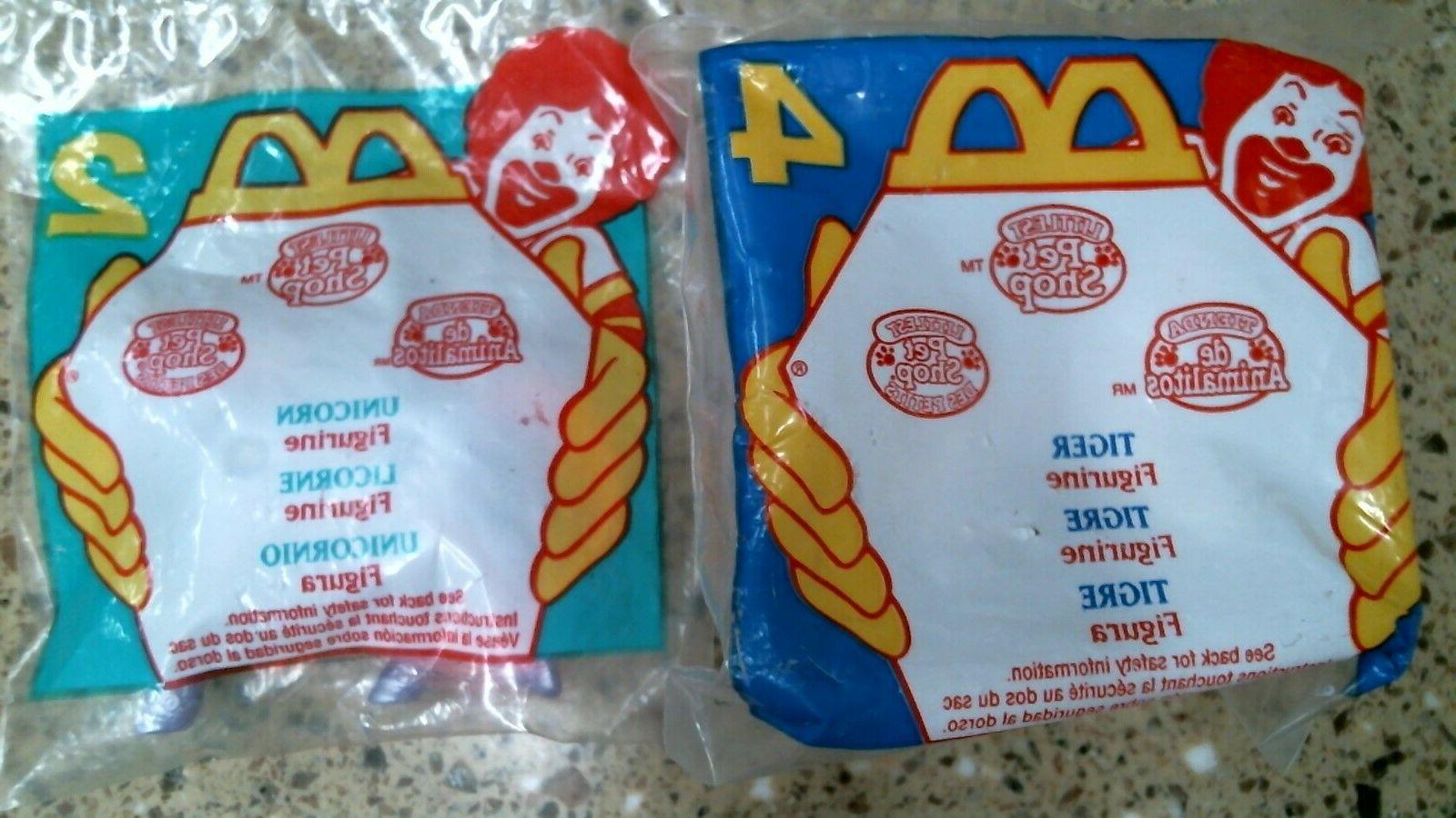 vintage mcdonalds happy meal toys littlest pet