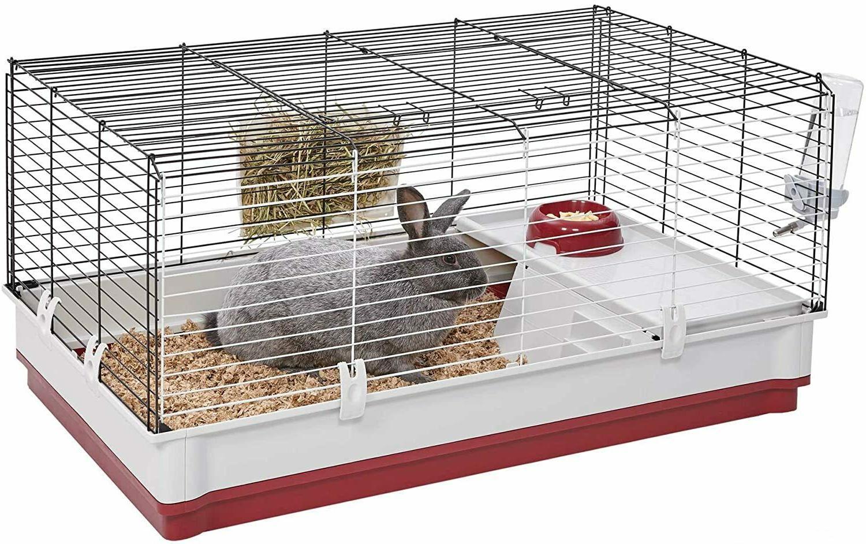 homes for pets wabbitat deluxe rabbit home