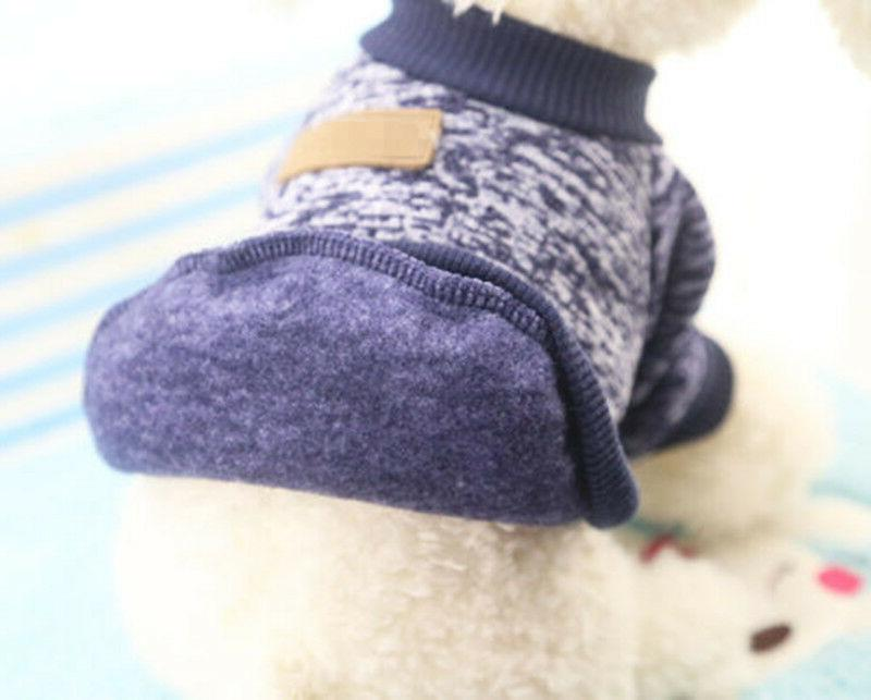 Warm Clothes for SWEATER Chihuahua Dog Soft