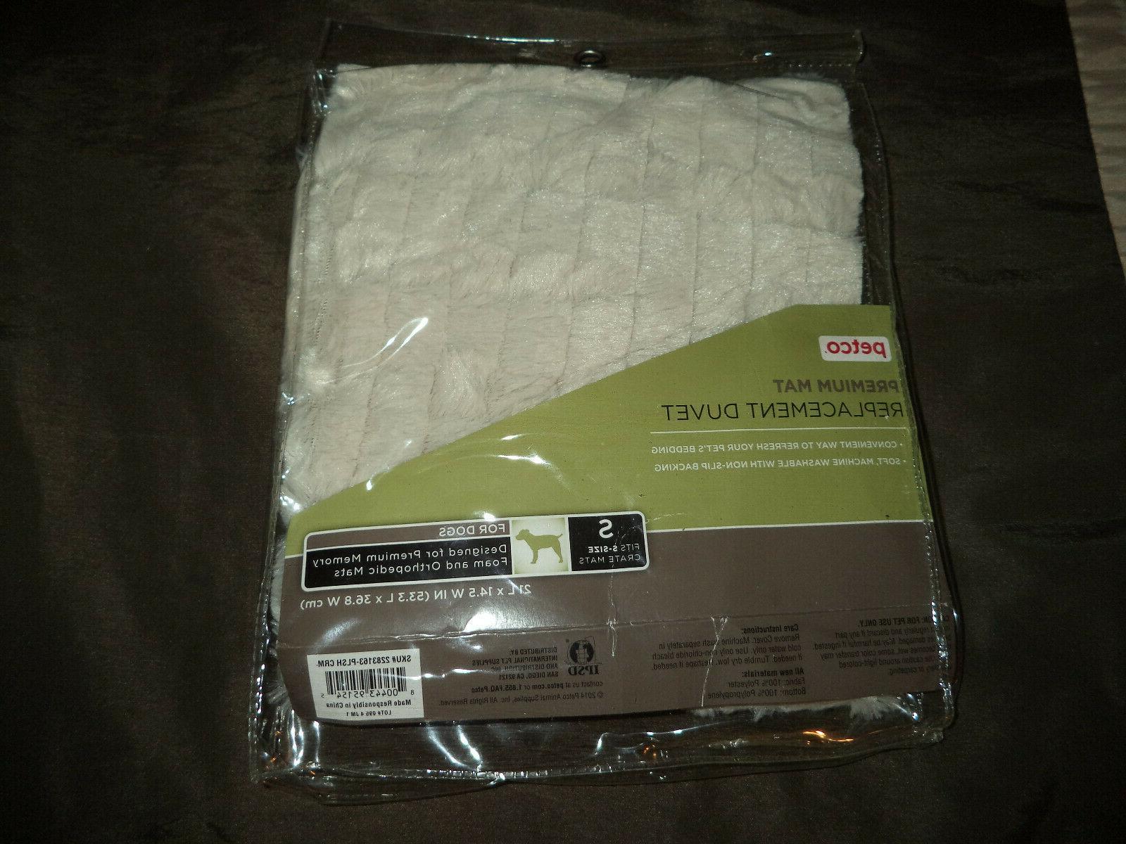 washable replacement zipper duvet cover pet bed