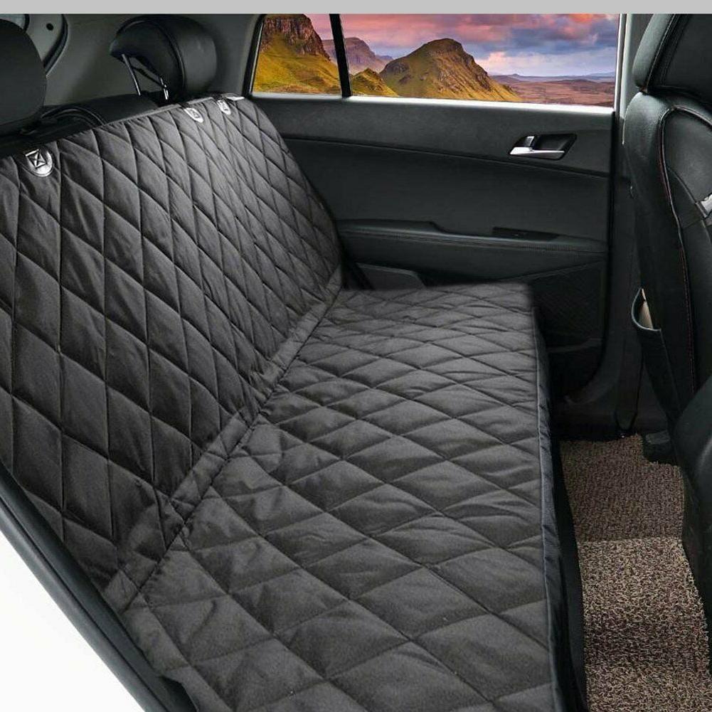 Waterproof Car Back Seat Cover Travel Hammock Cover