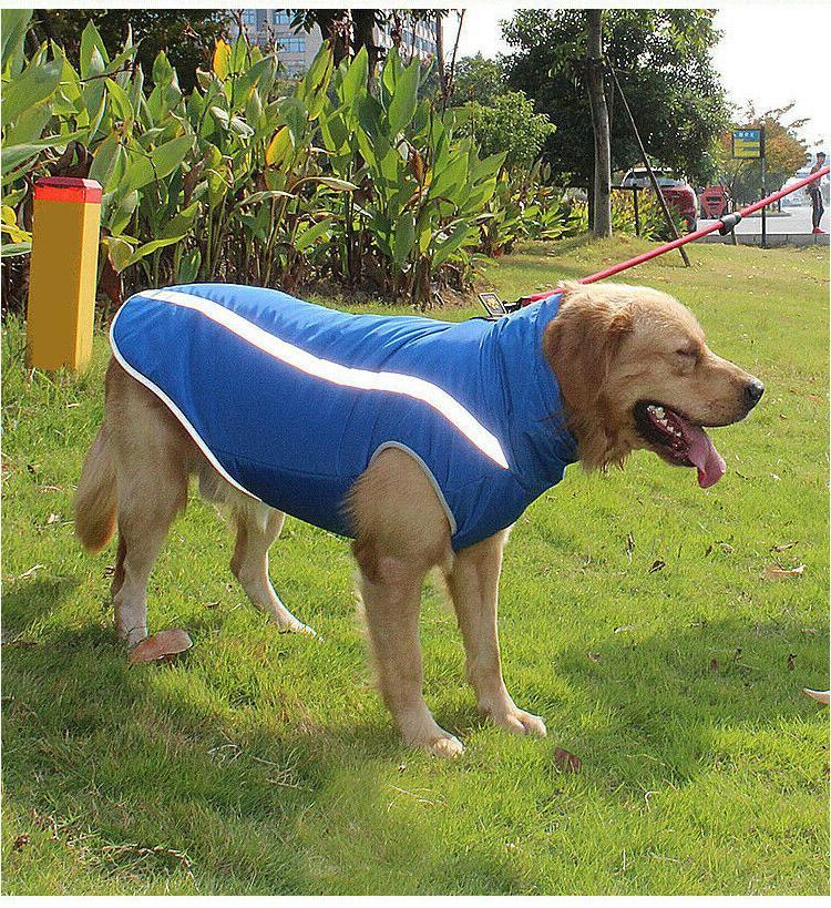 Waterproof Warm Coat Fleece Vest Jacket Large