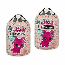 L.O.L. Surprise! Fuzzy Pets with Washable Fuzz & Water Surpr