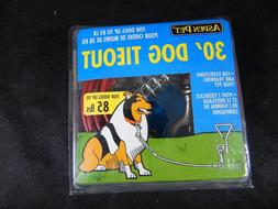 Aspen Pet Large 30' Tie-Out Cable for Dogs up to 85 lbs new