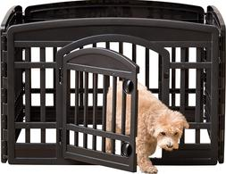 Large Indoor Outdoor Dog Pet Playpen Exercise Pen Play Yard