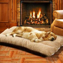 Large Pet Bed Mattress Dog Cushion Pillow Mat Washable Soft