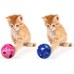 Pets First Large Size Cat Ball with Bell Toy for Cats Kitten
