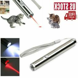 Laser Pointer Pen Red Lazer Beam Light for cat dog pet with