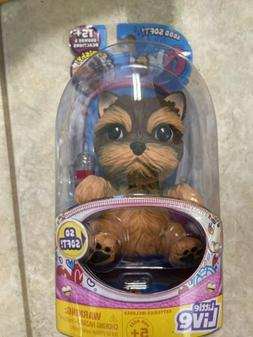 Little Live OMG Pets Soft Squishy Real Sounds Yorkie Yorkshi