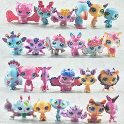 Little Pet Shop Action Figures Doll Toys 12 pcs/set For Chil
