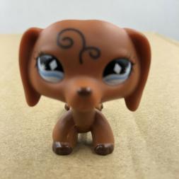 Littlest Pet LPS #640 Shop Tattoo Dachshund Dog Puppy Doll R
