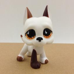 Littlest Pet LPS #750 RARE Puppy Great Dane Dog Collection G