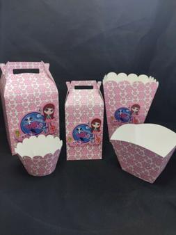 Littlest Pet Shop Birthday Party Gift/Favor Bag/Cupcake Wrap