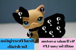 For Littlest Pet Shop Customized Outfit Clothing For Your LP