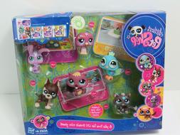 Littlest Pet Shop LPS 6 Friends from Video Game 810 815 817