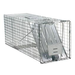 Live Animal Cage Trap Raccoon Opossum Rabbit Pet Hunting Cat