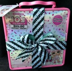 LOL Deluxe Present Surprise Pink Exclusive MISS PARTAY Big S