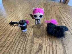 LOL Surprise VAMPUPPER Winter Disco Fluffy Pets Countess Vam