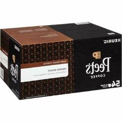 Peet's Coffee Dark French Roast Keurig K-Cup Pods