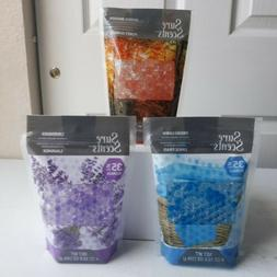 Lot Of 3 Sure Scent VARIETY Pack Beads Refill Bag 10.8 Oz v2