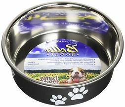 Loving Pets Bella Bowl for Dogs, Small, Espresso