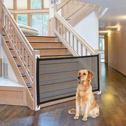 Magic Portable Kids And Pets Safety Door Guard Enclosure to