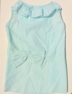 Martha Stewart Bow Dress Green