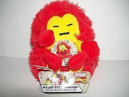 "Marvel Comics Iron Man Hideaway Pets Pillow Mini Travel 5"" S"