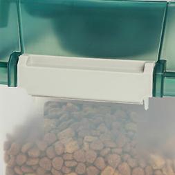 IRIS Medium Elevated Pet Feeder with Airtight Storage