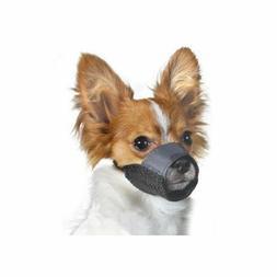 Medium Size-3 Nylon Pet Dog Muzzle Mouth Grooming No Bark Bi