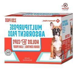 """Member's Mark Pet Training Pads, 23"""" x 24""""  For All Dogs **F"""