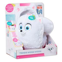 Secret Life of Pets 2 Meow Meow Gidget Plush Toy Kids Dog Ca