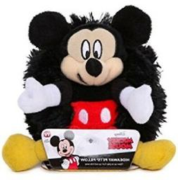 """Disney Mickey Mouse Hideaway Pillow 14"""" inches Pets Travel S"""