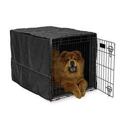 MidWest Quiet Time Dog Crate Cover