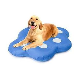 Milliard Dog Pool Float Inflatable Ride On Puppy Paw Raft fo